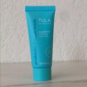 5/$25! TULA Sugar Exfoliating Face Scrub